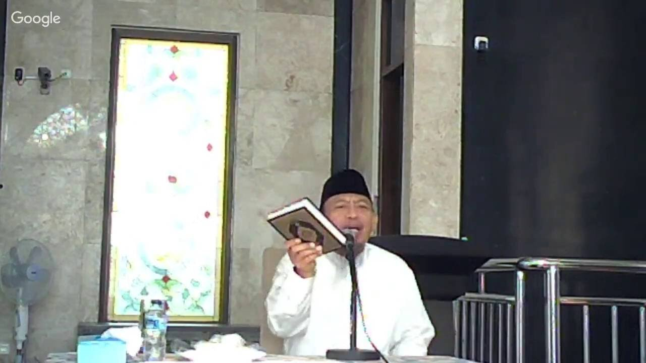 Video ceramah Ust DR Ahzami Samiun Jazuli, MA - Warung Ustadz